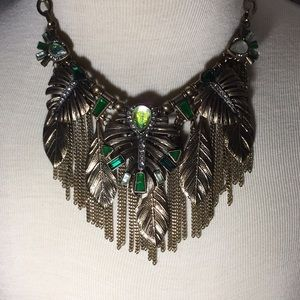 New Be Bold layered statement necklace